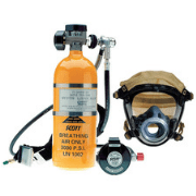 self-contained breathing apparatus SCBA for respiratory portection
