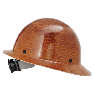 head protection hard hat material options