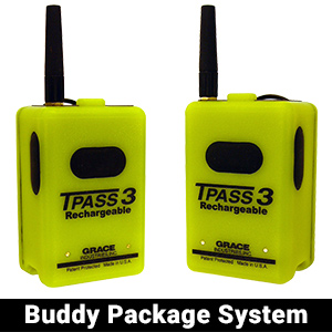 lone worker buddy package system